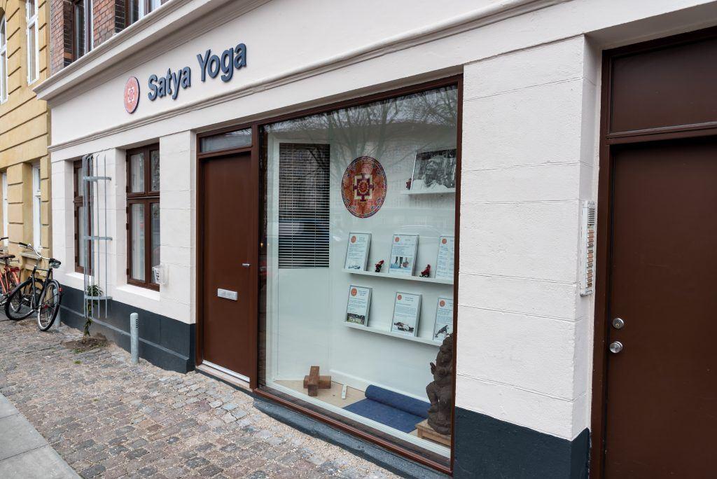 to find us, yoga nørrebro, copenhagen