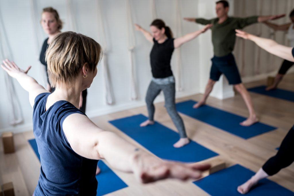 Free introductory yoga class